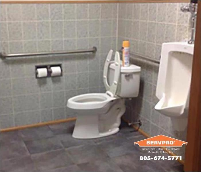 a picture of a bathroom after its been remodeled